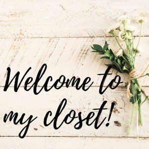 Welcome to my Closet!🚫TRADES!